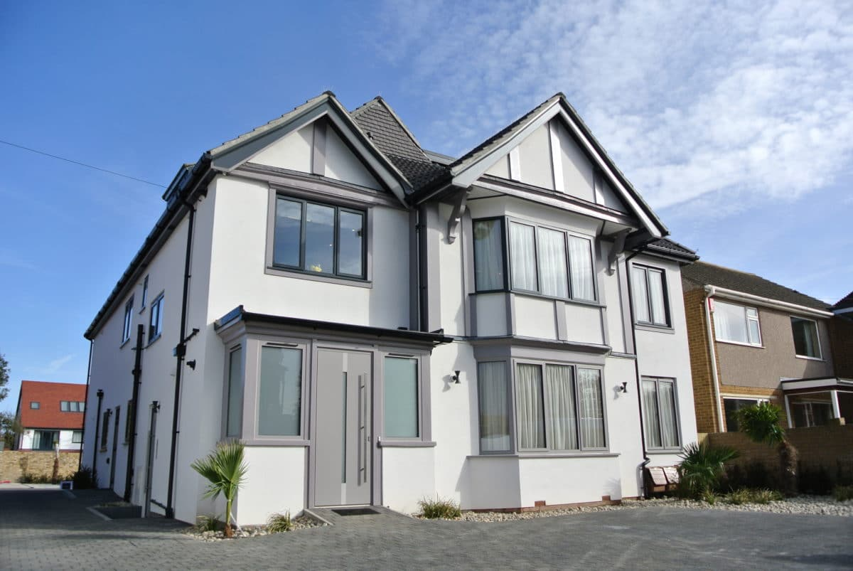 A 1930s Broadstairs home has been transformed into five